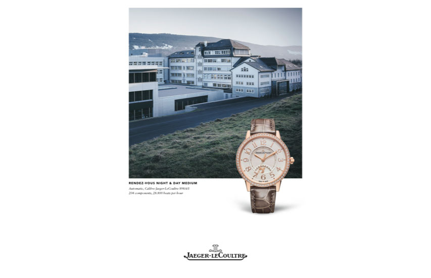 RENDEZ-VOUS NIGHT & DAY MEDIUM, JAEGER-LECOULTRE