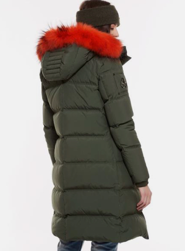 KOREA EXCLUSIVE 'K-EDTION' SALMON RIVER PARKA